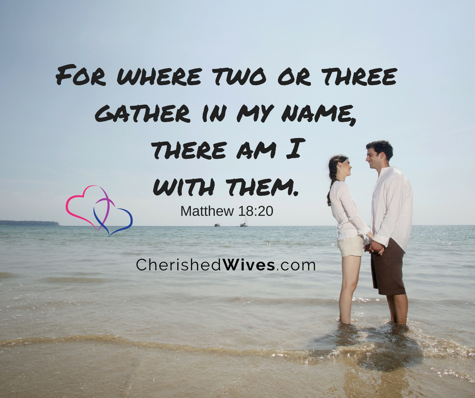 Bible Verses About Husband And Wife Praying Together